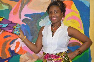 Ivys Atelier mit afrikanischem Schmuck und Accessoires @ La Maison