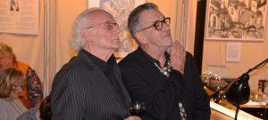 Hans und Harald - der literarisch, musikalische Zusammenbruch mit Hans Drexhage und Harald Sumik @ La Maison